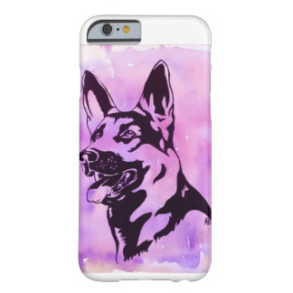 German Shepherd dog case