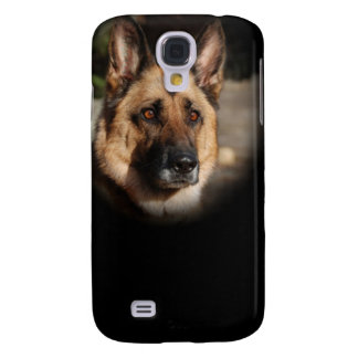 German Shepherd Dog Galaxy S4 Case