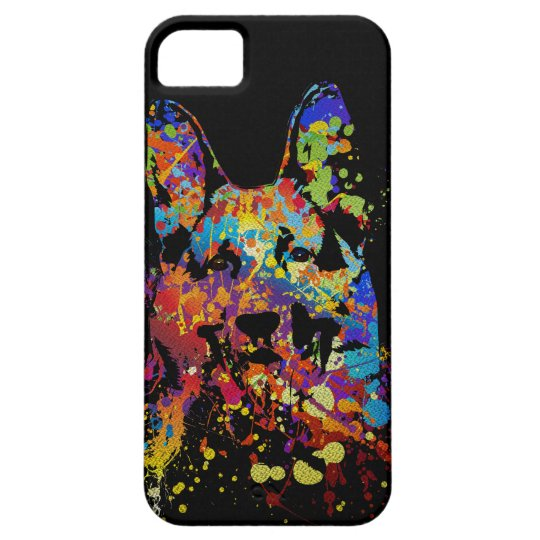 German Shepherd Dog -GSD Case For The iPhone 5
