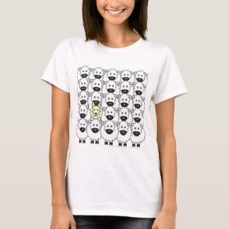 German Shepherd Dog in the Sheep T-Shirt