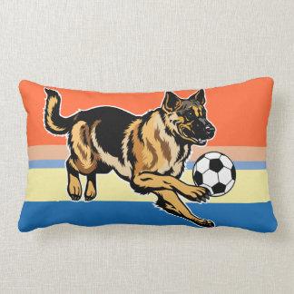german shepherd dog lumbar cushion