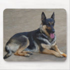 German Shepherd Dog Mouse Pad