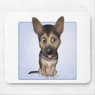 German Shepherd Dog Mouse Pad