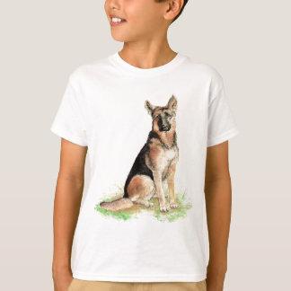German Shepherd, Dog, Pet , Animal T-Shirt