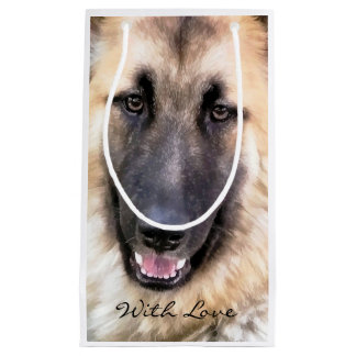 GERMAN SHEPHERD DOG SMALL GIFT BAG