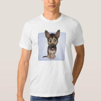 German Shepherd Dog Tee Shirts