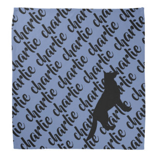 German Shepherd Dog's Name Bandanna