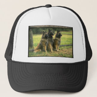 German Shepherd Dogs Trucker Hat