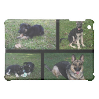 German Shepherd ® Fitted™Hard Shell  iPad Mini Cases