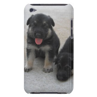 German Shepherd for Touch Barely There iPod Cases