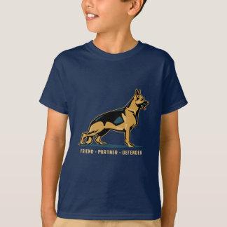 German Shepherd Friend T-Shirt