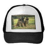 German Shepherd Gifts Mesh Hats