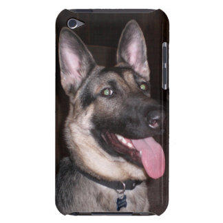 German Shepherd Hard Shell Case for iPod Touch iPod Case-Mate Cases