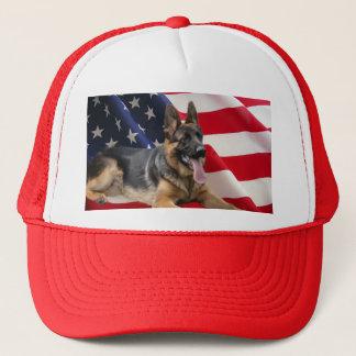 German Shepherd Hat America