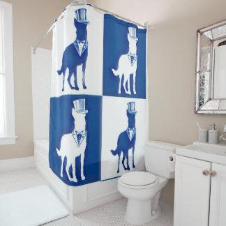 german shower curtains. Black Bedroom Furniture Sets. Home Design Ideas