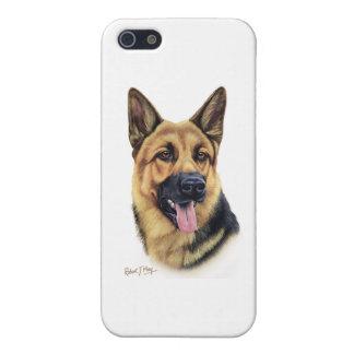 German Shepherd iPhone 5/5S Case