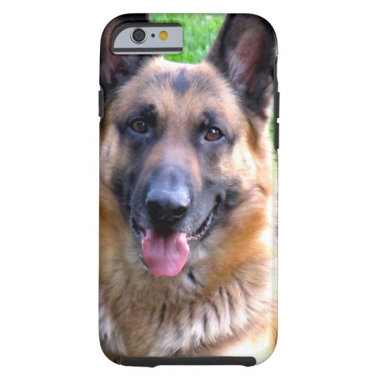German Shepherd iPhone 6 Case