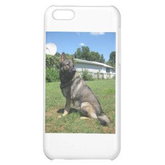 german shepherd iPhone 5C cases