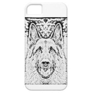 German Shepherd iPhone case iPhone 5 Case