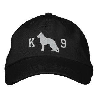 German Shepherd K9 Embroidered Hat