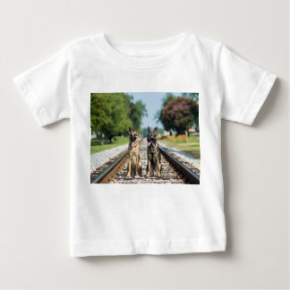 German Shepherd Kids Shirt