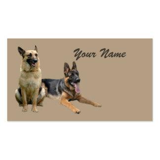 German Shepherd Lover Business Card