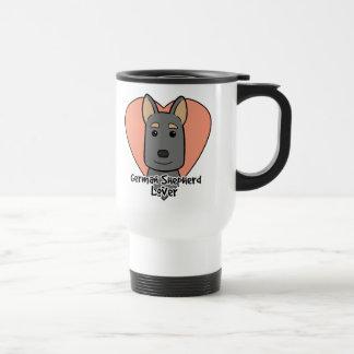 German Shepherd Lover Coffee Mug