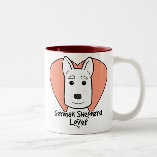 German Shepherd Lover Mugs