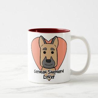 German Shepherd Lover Mug