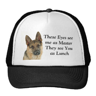 German Shepherd Lover's Delight Cap