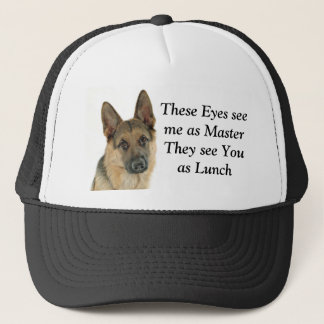 German Shepherd Lover's Delight Trucker Hat