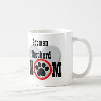 German Shepherd Mom Dog Lover Gift G01 Coffee Mug