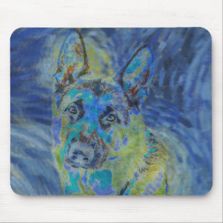 German Shepherd Mouse Pad