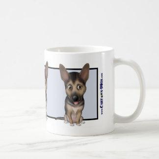 German Shepherd Mug GS1