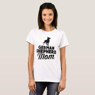 German Shepherd Mum T-Shirt