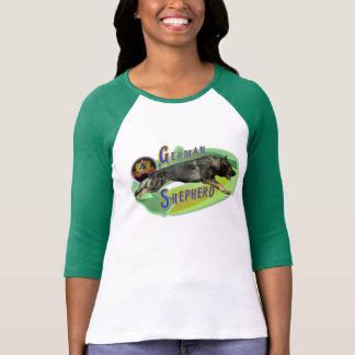German Shepherd Owner Ireland Shirt/Gift T-Shirt