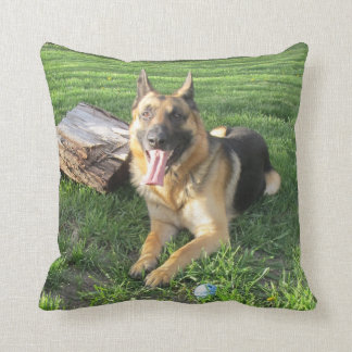 German Shepherd Pillow Cushion