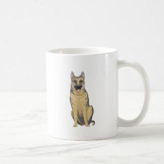 German Shepherd Products customize Basic White Mug