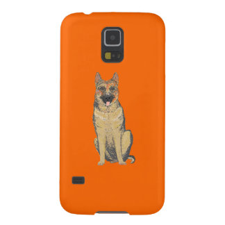 German Shepherd Products customize Cases For Galaxy S5