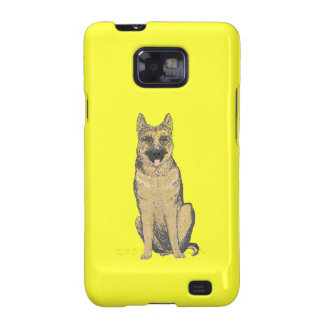 German Shepherd Products customize Galaxy SII Covers