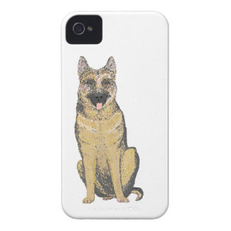 German Shepherd Products customize iPhone 4 Cases