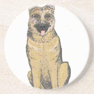 German Shepherd Products customize Coaster