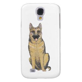 German Shepherd Products customize Galaxy S4 Case