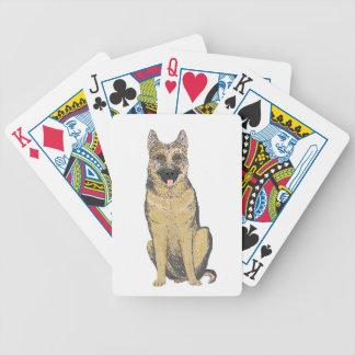 German Shepherd Products customize Card Decks