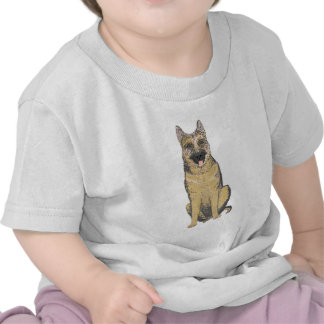 German Shepherd Products customize T Shirts