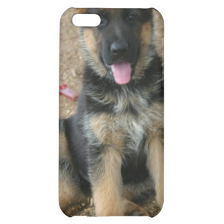 German Shepherd Puppy iPhone Case Cover For iPhone 5C