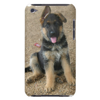 German Shepherd Puppy iTouch Case iPod Case-Mate Case