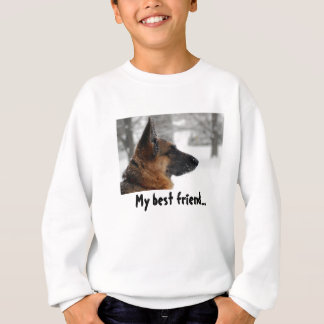 German Shepherd Sweatshirt