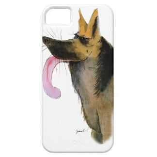 German Shepherd, tony fernandes Case For The iPhone 5