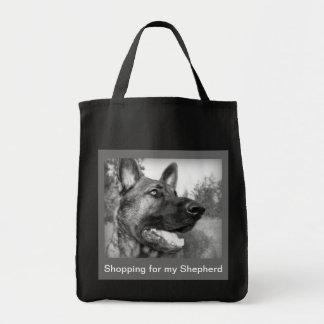 German Shepherd Bag